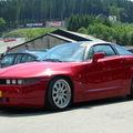 【アルファロメオSZ】1代限定!!夢のコンセプトカーの魅力のサムネイル画像