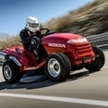 ホンダの芝刈り機が最速に!世界最速の芝刈り機誕生!のサムネイル画像