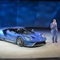 【フォードGT復活】フォードのスーパーカーが600hpツインターボ搭載で甦る!!のサムネイル画像