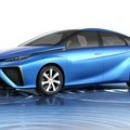 トヨタMIRAI(ミライ)・トヨタの燃料電池車MIRAIとは?のサムネイル画像