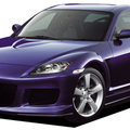 ファミリーカー×スポーツカー=ファミリースポーツカー mazda RX-8 その魅力とはのサムネイル画像