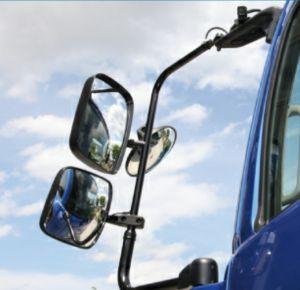 ついにトラックもミラーレスで市販される事に。国交省が認可を決定!のサムネイル画像