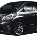 トヨタアルファード新型 2015年1月26日にフルモデルチェンジされて発売!のサムネイル画像