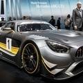 【メルセデスAMG GT3発表】レース専用スポーツカーのサムネイル画像