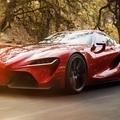 新型スープラと予想されるFT-1 スポーツコンセプトカーの姿のサムネイル画像