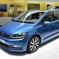 VW ゴルフトゥーラン新型発表!MQBベース初のミニバン!のサムネイル画像
