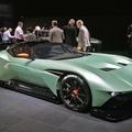 【アストンマーティン ヴァルカン】800馬力超えのスポーツカーのサムネイル画像