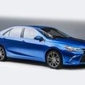 トヨタ、シカゴ・オートショーで公開する「カムリ」「カローラ」特別限定車の概要を発表のサムネイル画像