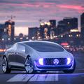 未来のコンセプトカー 『メルセデスベンツF015』のサムネイル画像