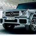 [芸能人に人気の車]メルセデス・ベンツGクラスの魅力のサムネイル画像