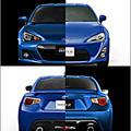 トヨタ86とスバルBRZはなにが違うのか画像で検証のサムネイル画像