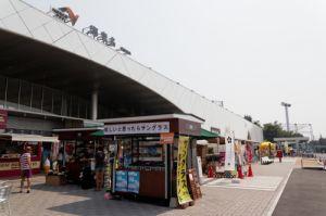東名高速道路の御殿場にあるサービスエリアの名前は海老名です!の画像